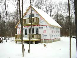 building cottage