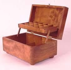 jewellery box plans