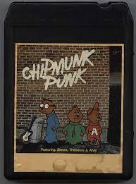 chipmunk punk