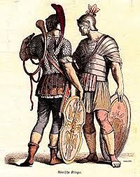 ancient rome soldiers