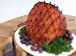 baked hams