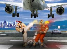 nes street fighter