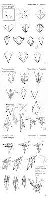origami diagramme