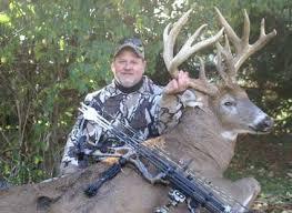 archery deer hunt