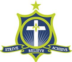catholic crest