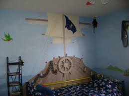 pirate boys room