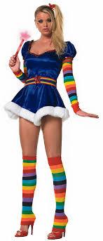 bright costume