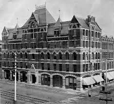 historic american buildings