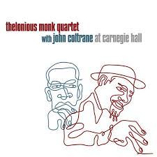 thelonious monk coltrane