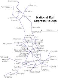 railway network map uk