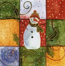 snowman prints