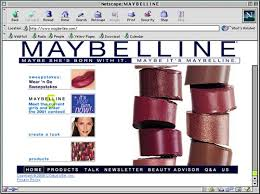 maybelline product