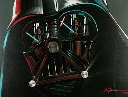 star wars fine art
