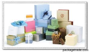 gift packing boxes