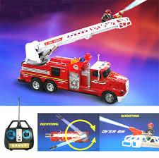remote controlled fire trucks