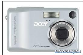 acer digital camera