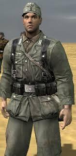 grey uniform