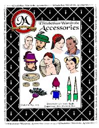 elizabethan accessories