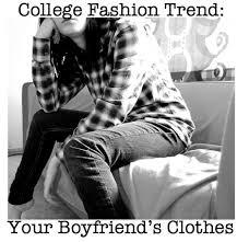 boyfriend clothes