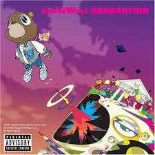graduation cd cover