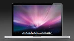 macbook pro 17 in