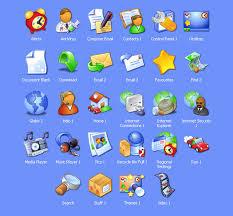 iconos de microsoft word