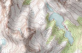 topography maps