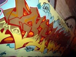 different types of graffiti letters