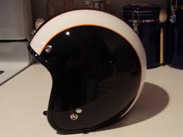 classic open face helmets