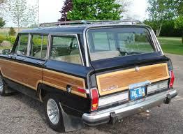 84 jeep wagoneer