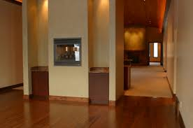 carbonized bamboo floor