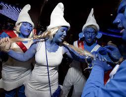 smurf girls