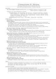 entry level resume formats