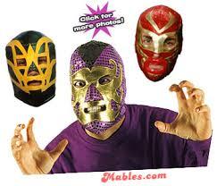 mexican wrestler masks