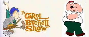 carol burnett cartoon