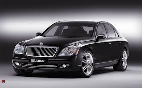 mercedes maybach wallpapers