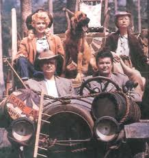 beverly hillbillies tv series