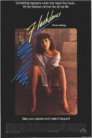 flashdance posters