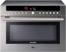 lg solardom microwave