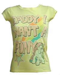 my little pony shirts