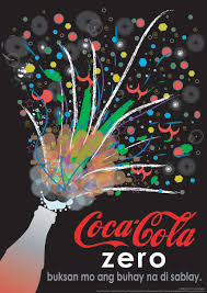 coke zero ads