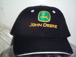 john deere baseball hats