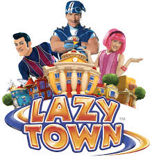 lazy town images