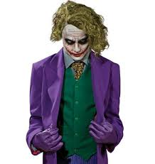 joker batman costume