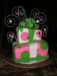b day cakes