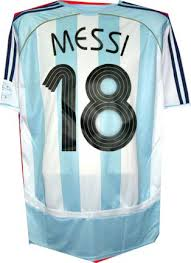 soccer jersey numbers