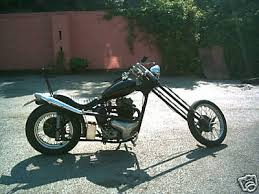bsa chopper