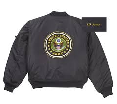 army flight jacket