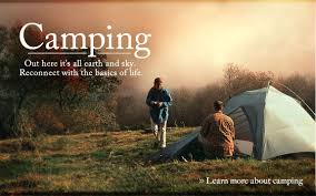 images of camping