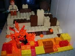 anakin vs obi wan lego